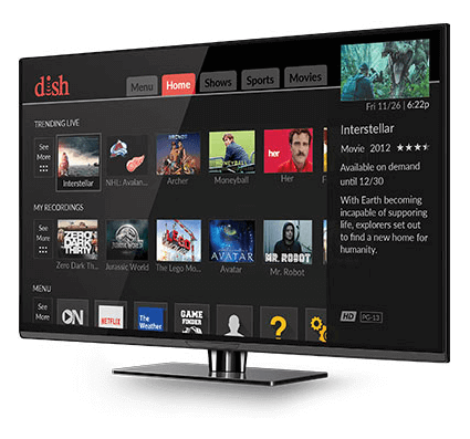 Watch Movies On Demand with The Hopper - Spring, Texas - Anything Wireless - DISH Authorized Retailer
